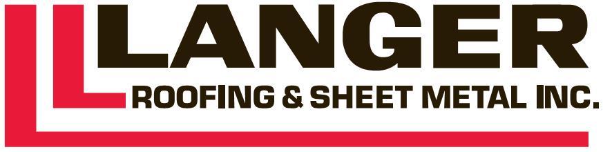 Langer Roofing & Sheet Metal logo