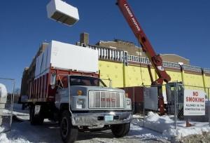 Langer Roofing - Equipment